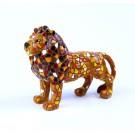 Mosaiktier Löwe