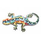 Mosaiktier Salamander