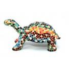 Mosaiktier Schildkröte