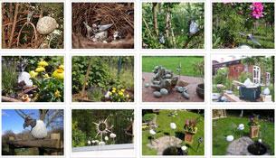 Geloshop Steinvögel auf Facebook